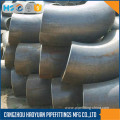 ASTM A234WPB ANSI B16.9 Seamless Carbon Steel Elbow
