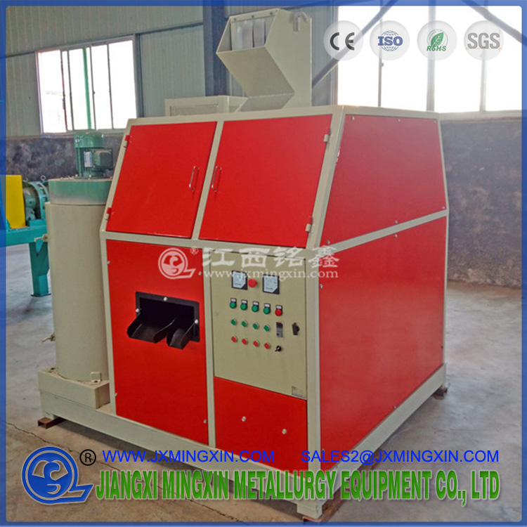 Small capacity Automatic scrap copper wire granulator