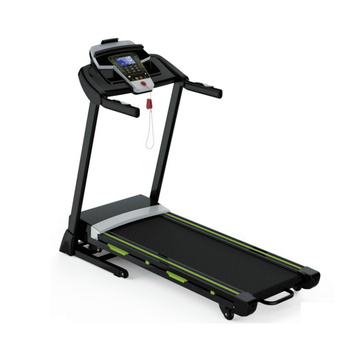 Automatic motorized incline adjustment treadmill