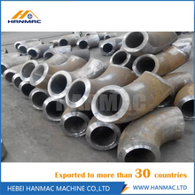 Leading for Pipe Fittings Elbow Alloy Steel ASTM A234 WP91 ButtWeld Pipe Fittings supply to Qatar Manufacturer