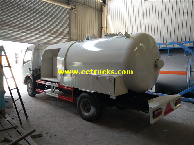 5cbm Propane Gas Filling Trucks