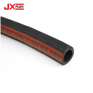 Hydraulic Oil Suction Dicharge Rubber Hose