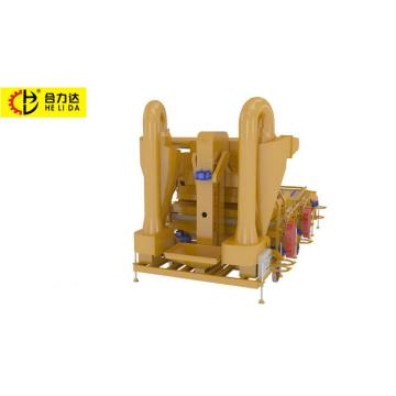 Corn combined cleaner machine