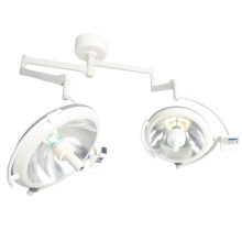 factory low price for Double Dome Halogen Operating Lamp Double Dome surgical equipment LED medical light export to Oman Factories