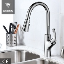 High Arc One Lever Pull Down Faucet Taps