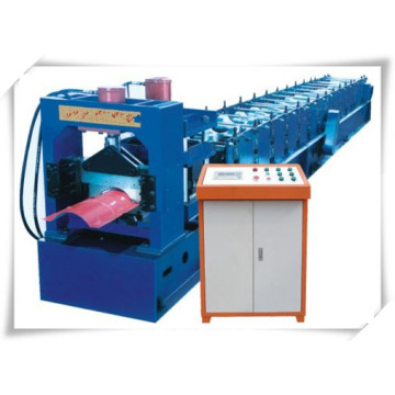 2018 Dx Ridge tile roll foll forming machine