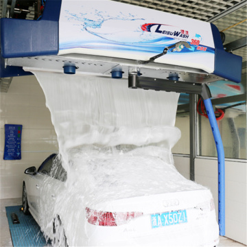 Leisuwash 360 Mini Automatic Car Wash System