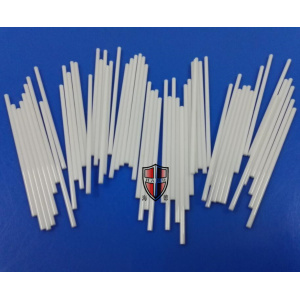 Supply for for Ceramic Tubes strong ZrO2 zirconia ceramic electric tubes pipes supply to Spain Manufacturer