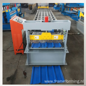 ZT840 roof wall sheet roll forming machine