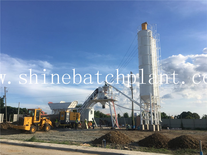 Used Concrete Batching Plant Renovation Cost