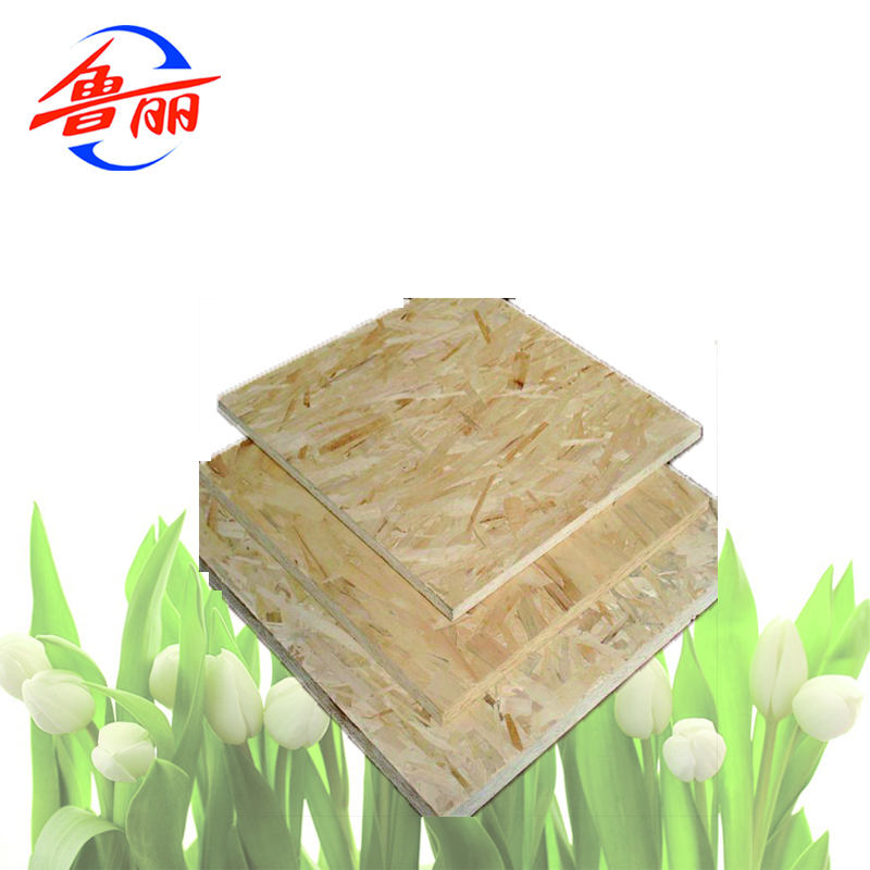 Wooden panel Oriented Strand Board