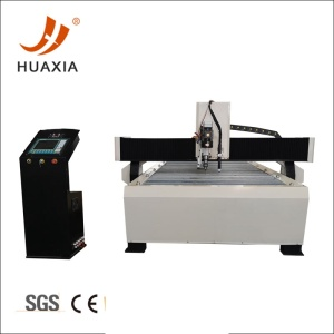 High definition cnc plasma cutting and drilling machine