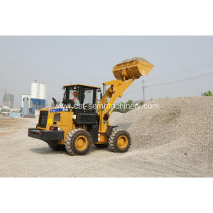 SEM618C Mini Wheel Loader For Port Cargo Handling