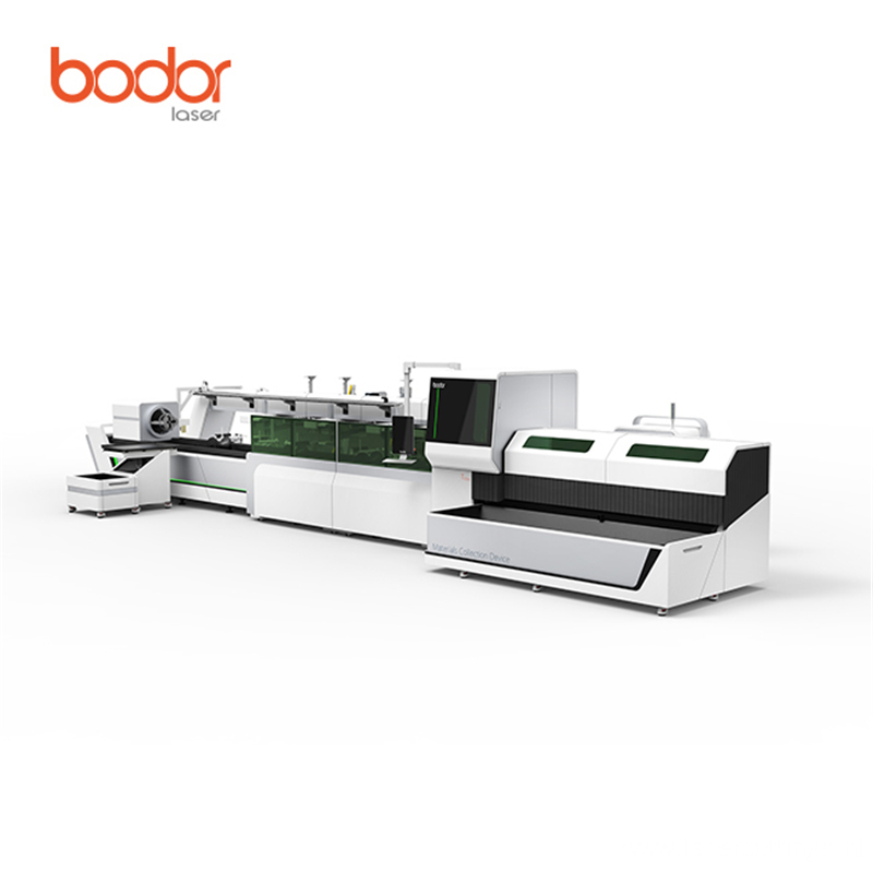Automatic Load Tube Laser Cutting Machine
