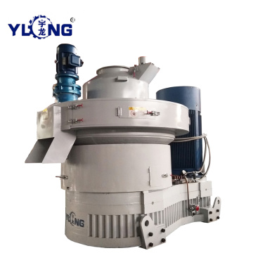 Yulong Verticale Ring Die Pellet Processing Machine