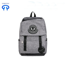 Men's and women's backpack leisure usb bag