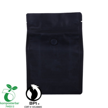 Resealable Ziplock Round Bottom Bpi Certified Compostable Bag Manufacturer In China