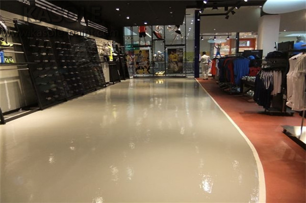 epoxy flooring for house
