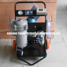 Engine Oil Filter Machine LYC-50A Oil Filter Cart