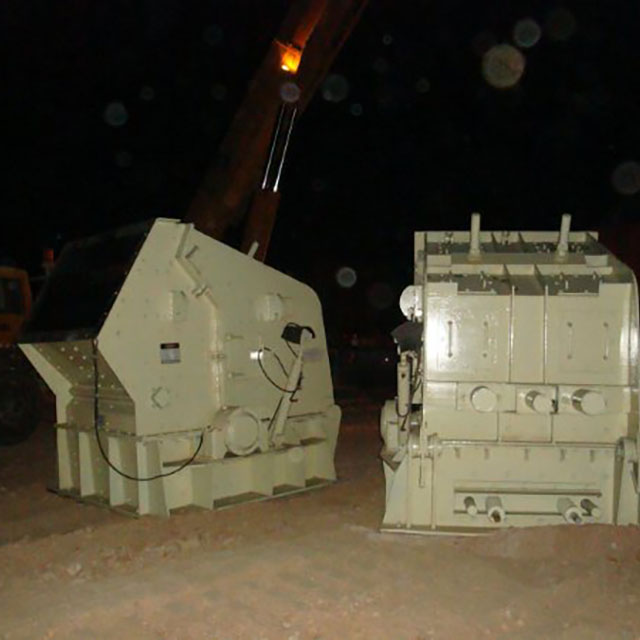Series Impact Crusher