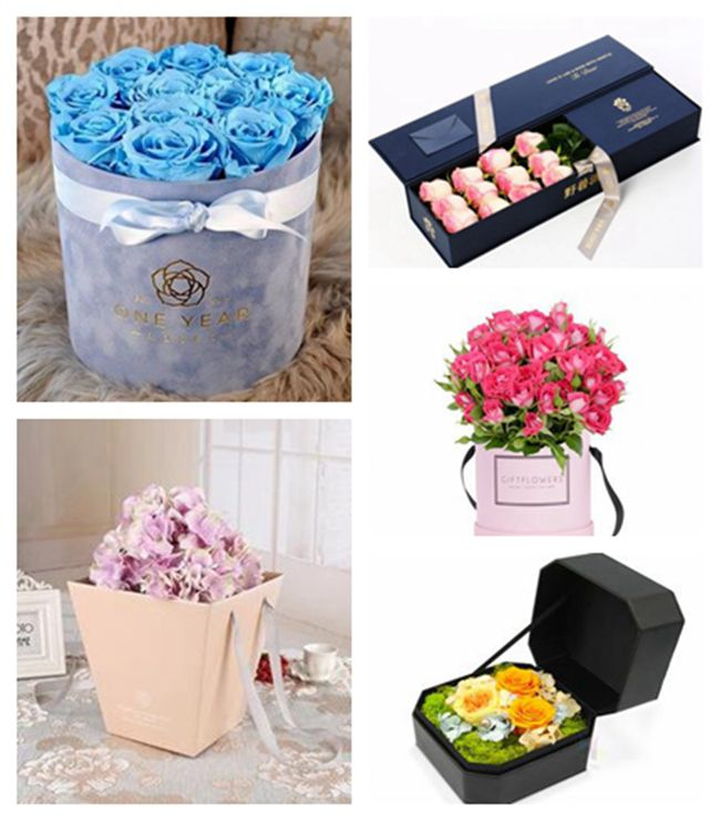 flower gift packaging