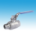 ANSI 2PC Flanged Ball Valves 150LB 2PC Ball Valve