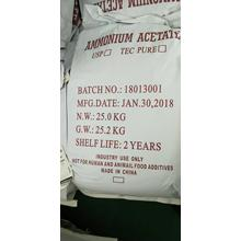 Good Quality for Ammonium Acetate Ammonium acetate food additive export to Maldives Factory