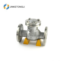 JKTLPC027 double dual plate carbon steel potable check valve