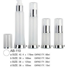 Wholesale Price for Lotion Bottle Airless Lotion Bottle AB-110 export to Mauritius Manufacturer
