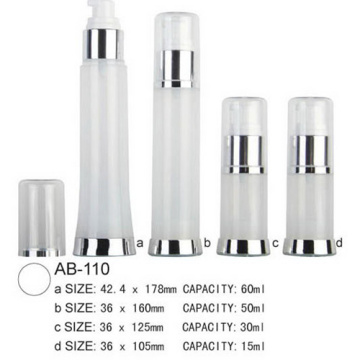 China for China Airless Lotion Bottle, Airless Bottle, Lotion Bottle Manufacturers Airless Lotion Bottle AB-110 export to Guyana Manufacturer