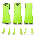 100% Polyester quick dry basketball uniform