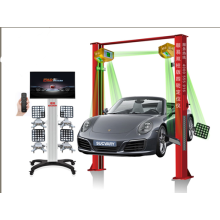 Remote Control 5D Wheel Alignment