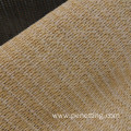 Sand colour laminated shade net