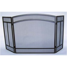 Excellent quality for Decorative Fireplace Screens Basic Folding Fireplace Screen supply to Mexico Supplier