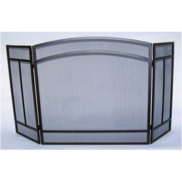 Leading for Flat Panel Fireplace Screen Basic Folding Fireplace Screen supply to Trinidad and Tobago Supplier