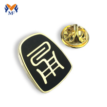 Good Quality for Button Badge Black anime pin button badge for sale export to French Guiana Suppliers