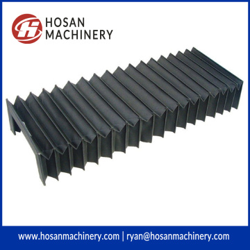 Factory source manufacturing for Machine Guide Shield Laser Machine Flexible Accordion Type Guide Shield supply to India Exporter
