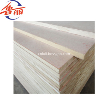 1220mm*2440mm Blockboard with 18mm thickness