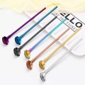 18/10 Refined Stainless Steel Straw Spoon
