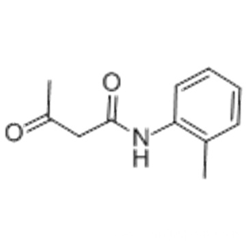 Butanamide,N-(2-methylphenyl)-3-oxo- CAS 93-68-5
