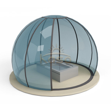 Swimming Enclosure Hot Tub Screen Dome Pool Cover