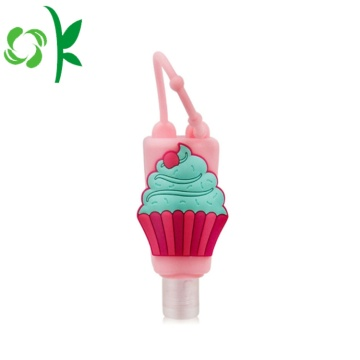 Cute Animal Silicone Hand Sanitier Soap Type Holder