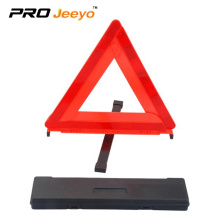 Emergency  folding warning triangles