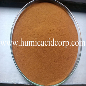 Biological Fulvic Acid yellow colour