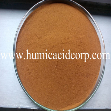 Best Price for Humic Acid For Foliar Biochemical Fulvic acid in yellow powder export to Paraguay Factory