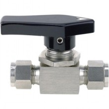 Card Sleeve Type Ball Valve