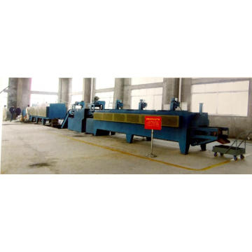 Continuous Mesh Belt Brazing Furnace