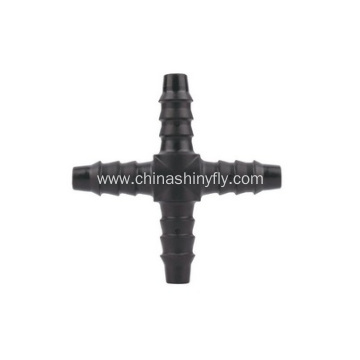 Big discounting for Carbon Steel Hose Connector Hose Connector Equal X Type Four-Way supply to Cocos (Keeling) Islands Exporter