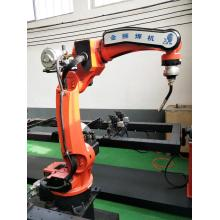Discountable price for Robot Scaffolding Automatic Welding Machine Kwikstage Ledger Robot Welding Workstation supply to Vietnam Supplier