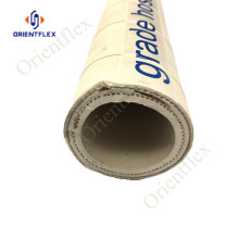 1inch food grade reinforced suction hose 300psi